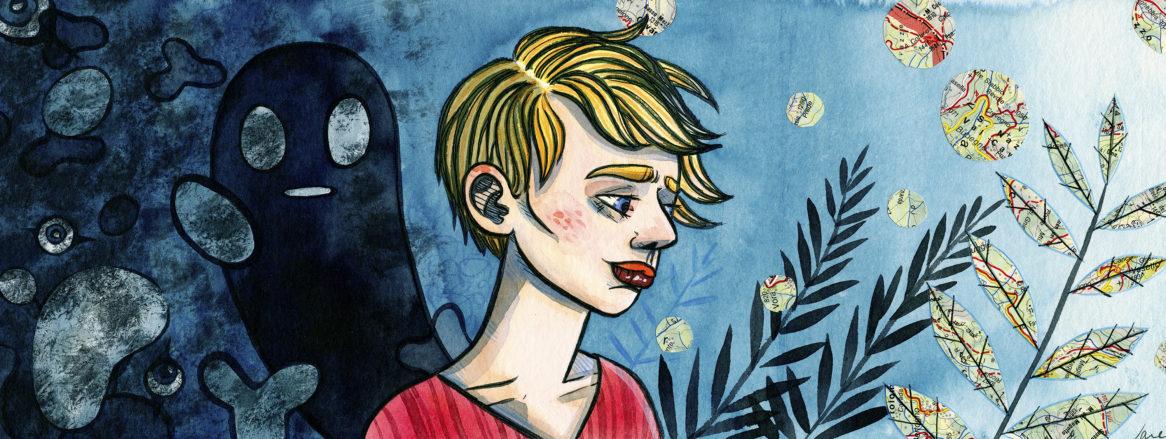 Simonae – 6 questions à une personne atteinte de schizophrénie