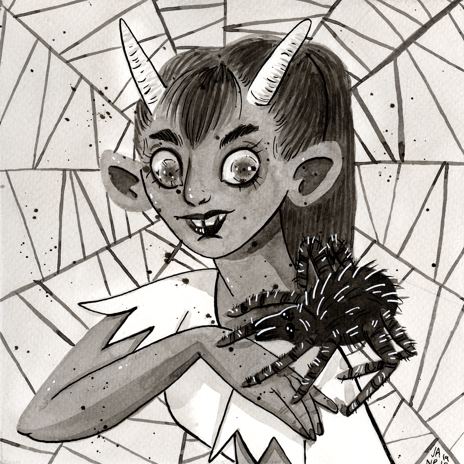 27-Arachnide-Web