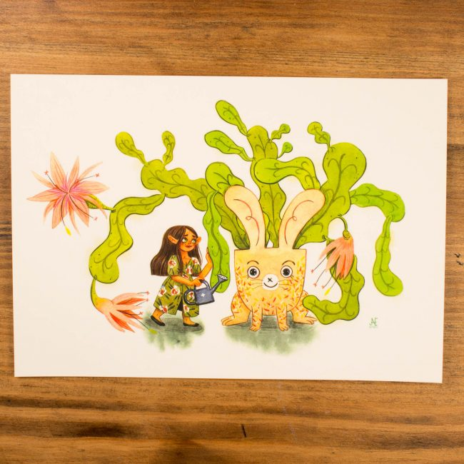 Plantista Print A5